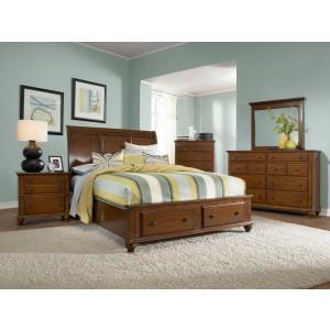 Grand Manor Panel Bedroom Set 8920 250 251 400 Pulaski Furniture