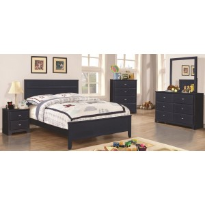Leo Youth Panel Bedroom Set From Ashley B103 51 Coleman Furniture