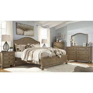 Atherton cerused teak bedroom set from brownstone at005 for Casami chambre a coucher prix