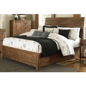 North Shore King Panel Bed From Ashley B553 158 256 197