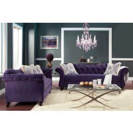Antoinette Purple