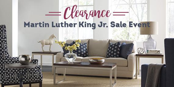 MLK Clearance Sale