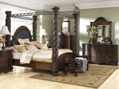 Old World Bedroom