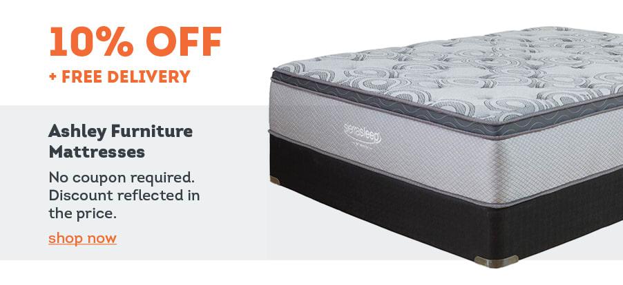 ashley mattress sale