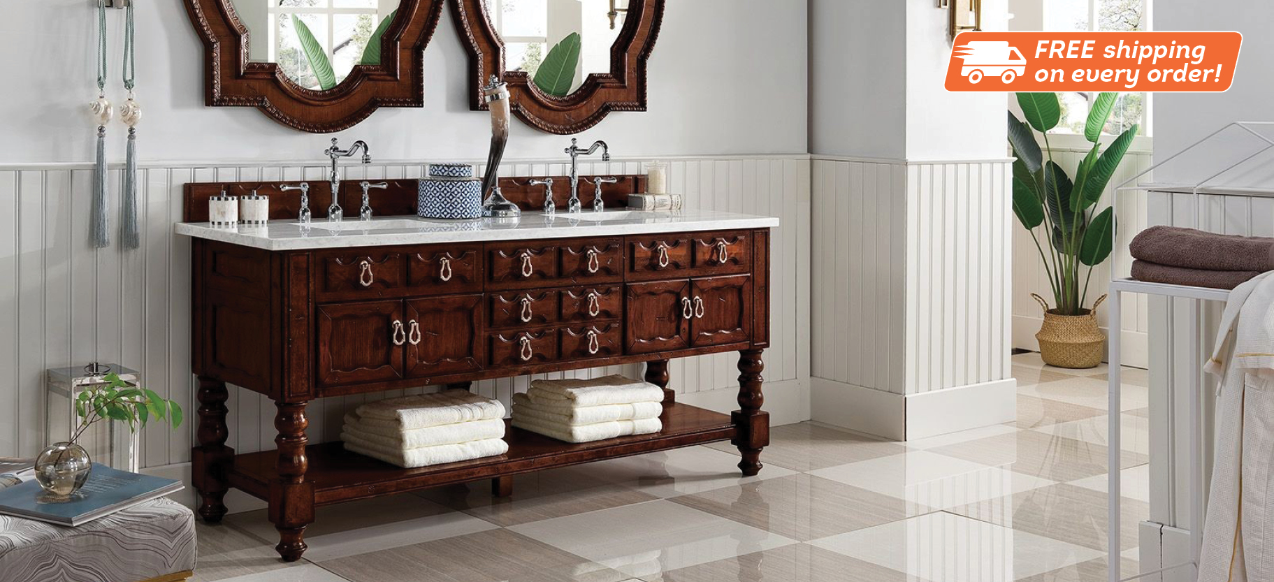 Bathroom Furniture Coleman Furniture