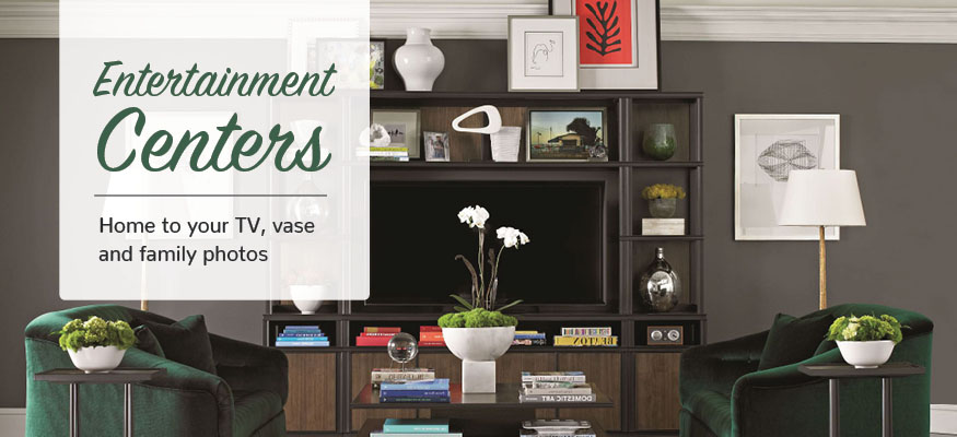 Entertainment Centers & Walls