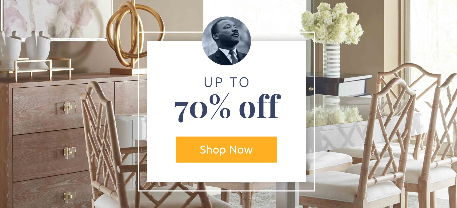 MLK Living Room Sale