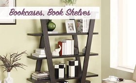 Bookcases, Book Shelves