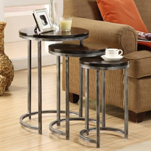 Bunching Tables, Nesting Tables