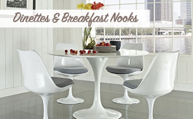 Dinettes & Breakfast Nooks