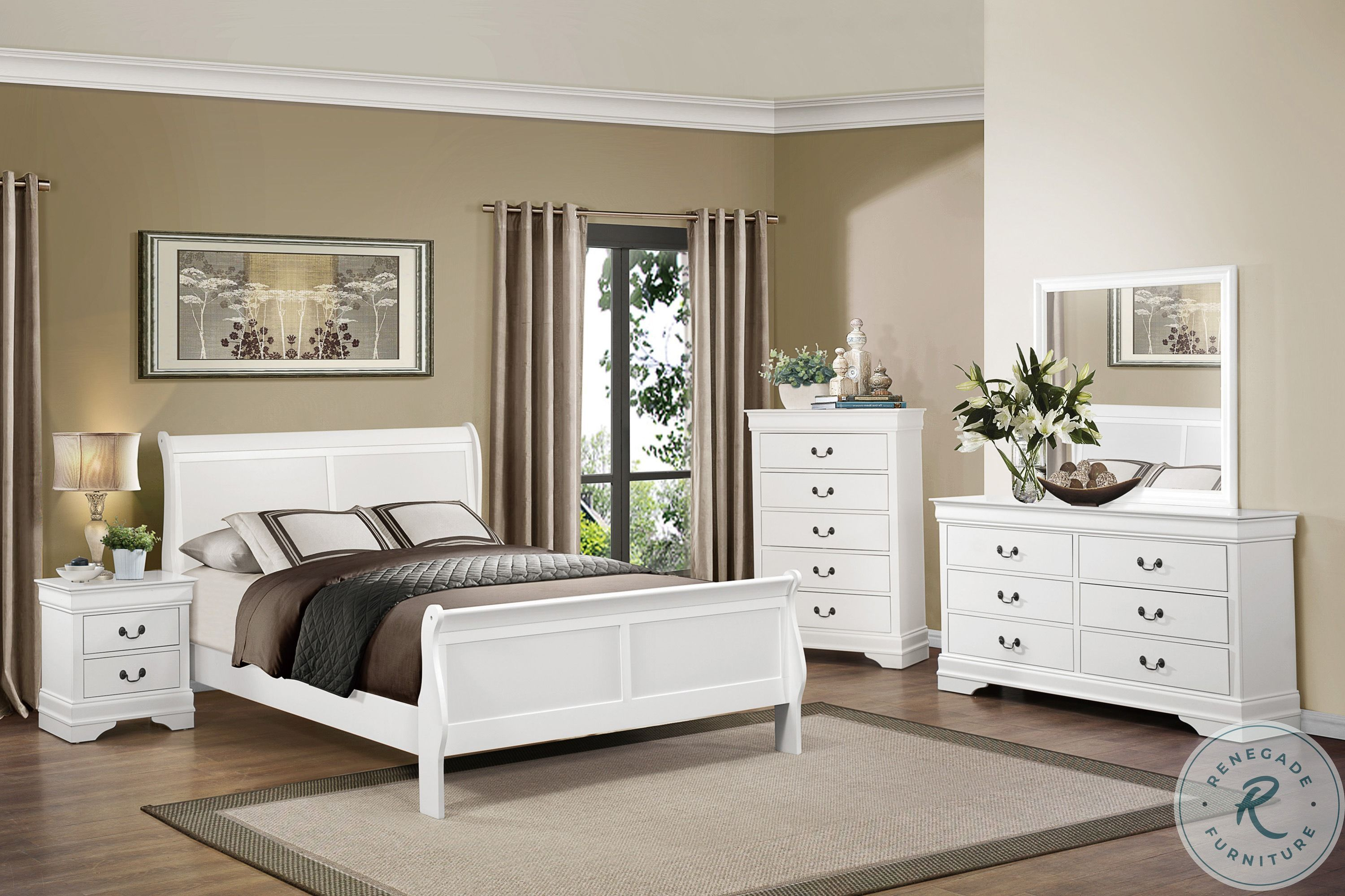Prentice Storage Sleigh Bedroom Set From Ashley B672 Coleman Furniture
