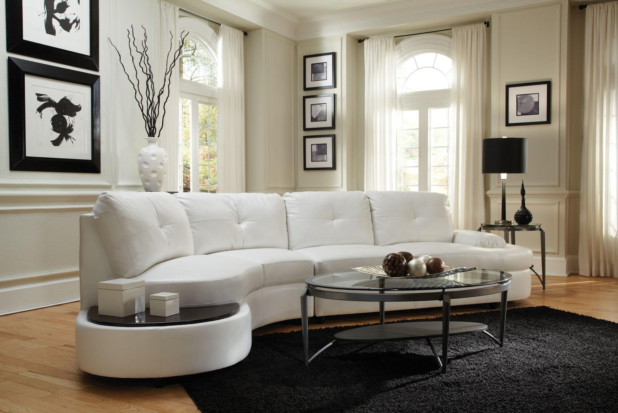 Talia Sectional from Coaster (503431) | Coleman Furniture