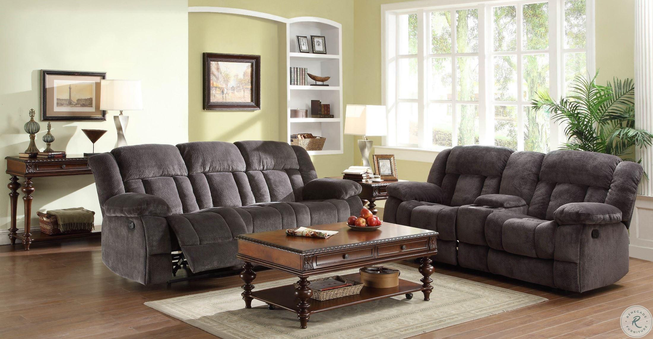 Tremendous Laurelton Doble Glider Reclining Loveseat With Center Console Inzonedesignstudio Interior Chair Design Inzonedesignstudiocom