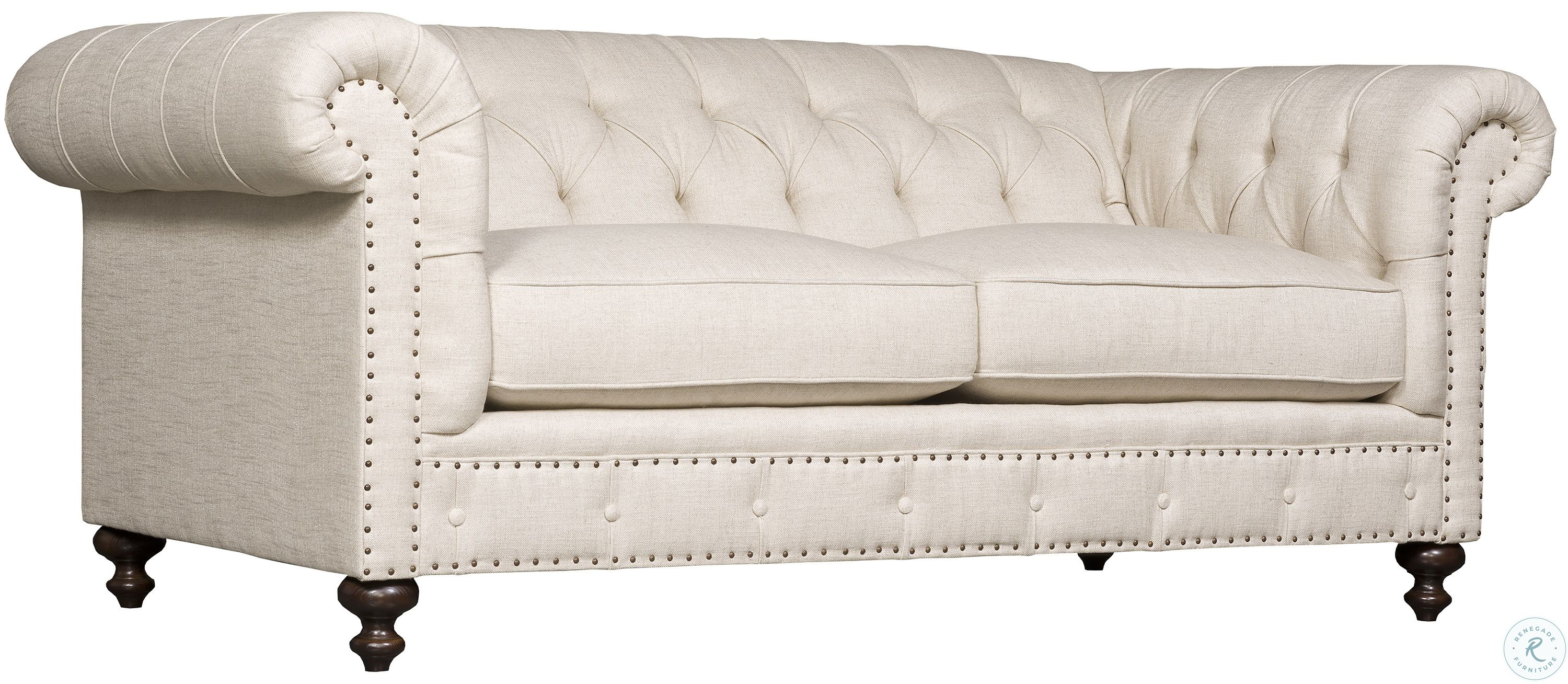 Terrific London Molasses Club Loveseat From Bernhardt Furniture Interior Design Ideas Clesiryabchikinfo