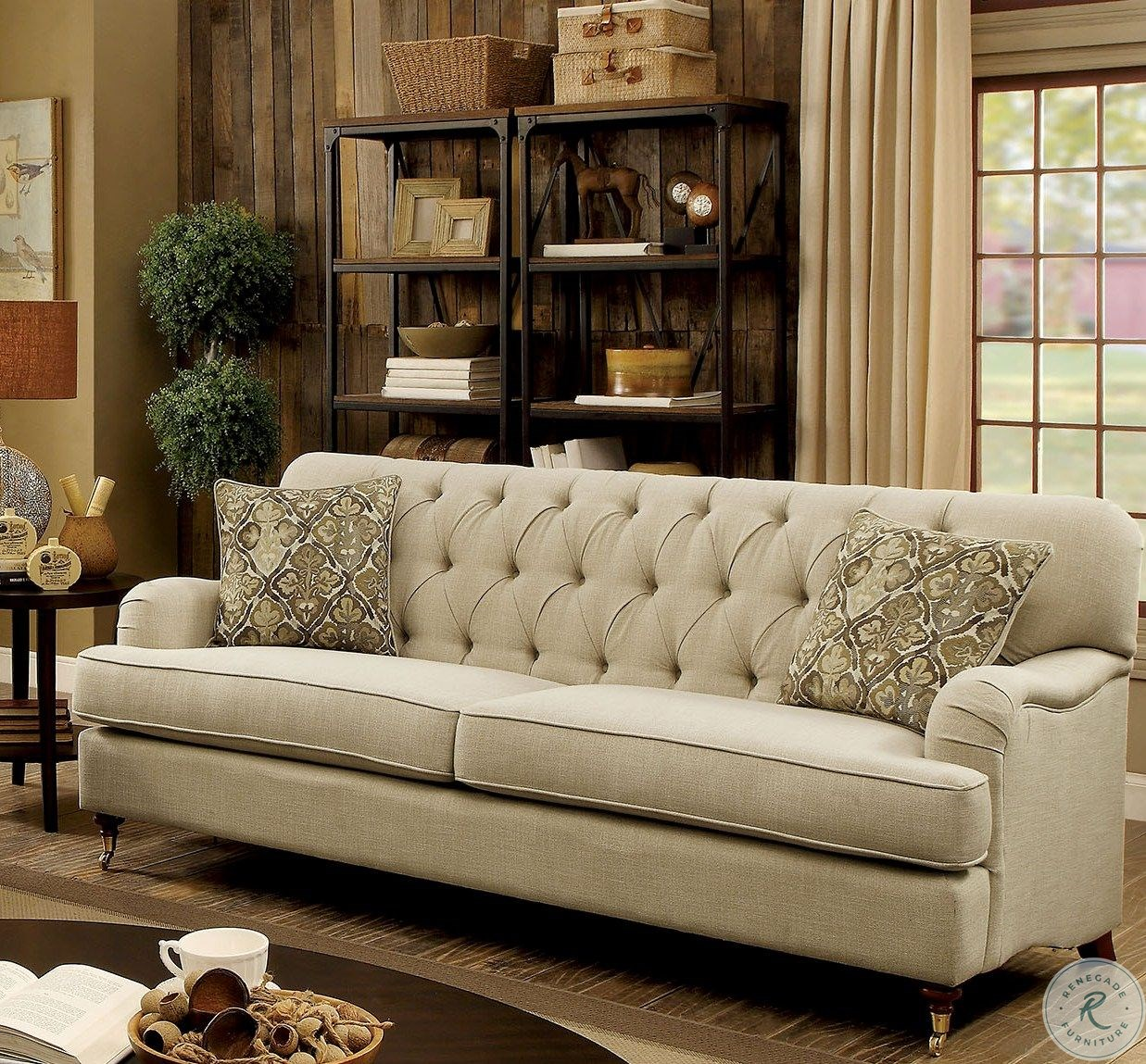 Strange Laney Beige Living Room Set Alphanode Cool Chair Designs And Ideas Alphanodeonline