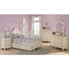 cinderella bedroom set. Cinderella Youth Canopy Poster Bedroom Set from Homelegance  1386 Coleman Furniture