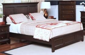 Prescott Sable Panel Bed