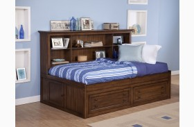 Logan Spice Youth Lounge Bed