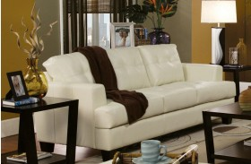 Samuel Cream Sofa - 501691