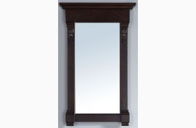 Brookfield Mahogany Mirror