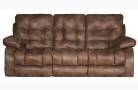 Watson Almond Reclining Sofa