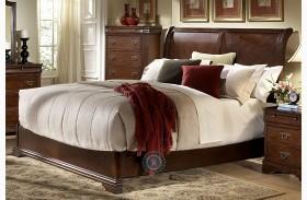 Karla Sleigh Bed