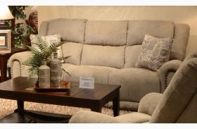 Stafford Platinum Reclining Sofa