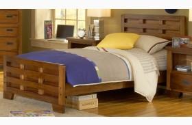 Heartland Captain's Storage Bed