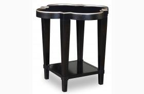 Cosmopolitan Ebony End Table