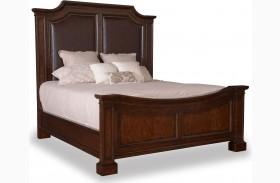 Egerton Adjustable Height Panel Bed