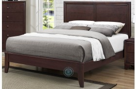 Kari Panel Bed