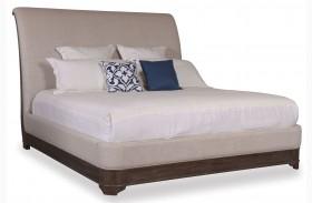 St. Germain Upholstered Sleigh Bed