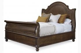 La Viera Sleigh Bed