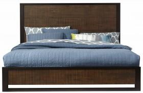 Axel Platform Bed
