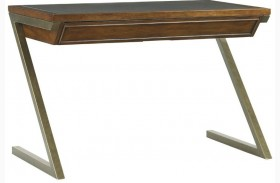 Longboat Key Warm Finish Sundrenched Table Desk