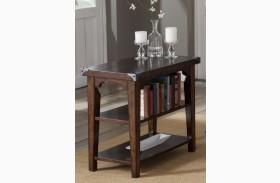 Aspen Skies Chairside Table