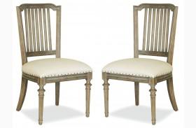 Berkeley3 Studio Cafe Side Chair Set of 2