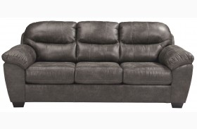 Havilyn Charcoal Finish Sofa