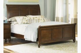 Hamilton Sleigh Bed