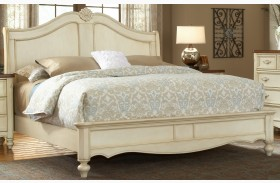 Chateau Sleigh Bed