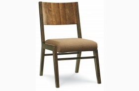 Kateri Wood Back Dining Chair