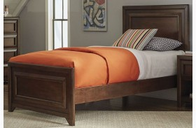 Greenough Maple Oak Youth Panel Bed