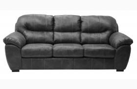 Grant Steel Finish Sofa
