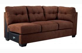 Maier Walnut Right Arm Facing Sofa