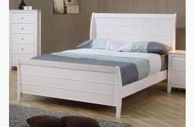 Selena Youth Sleigh Bed