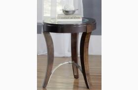 Avalon Dark Truffle Occasional Table