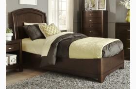 Avalon Truffle Youth Platform Bed