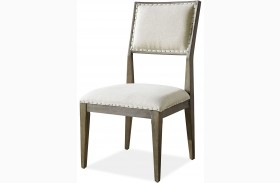 Playlist Brown Eyed Girl Finish Dining Side Chair