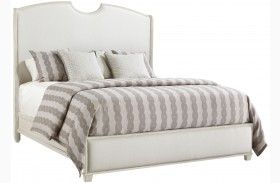 Coastal Living Oasis Oyster Finish Solstice Canyon Shelter Bed