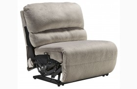Toletta Granite Finish Armless Chair